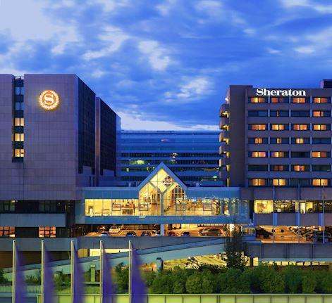 Restaurants und Bars des Sheraton Frankfurt Airport Hotel