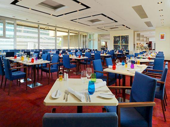 Flavors Restaurant Frankfurt Flughafen