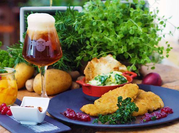 Schnitzel Taverne